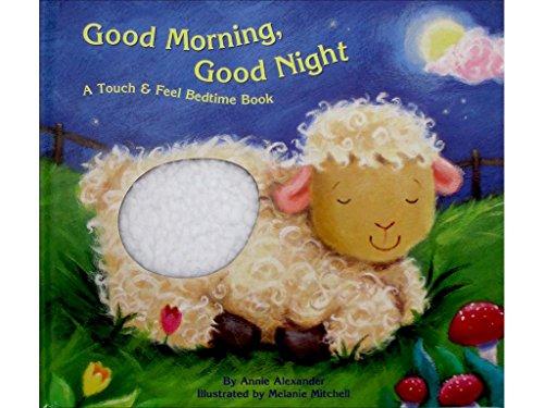 Bendon Publishing Bendon Morning Good Night Bk Touch&Feel...