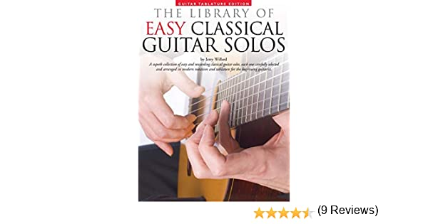 Library of Easy Classical Guitar Solos: Amazon.es: Hal Leonard ...