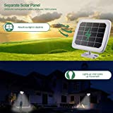 Solar Security Lights Outdoor, LED Solar Motion