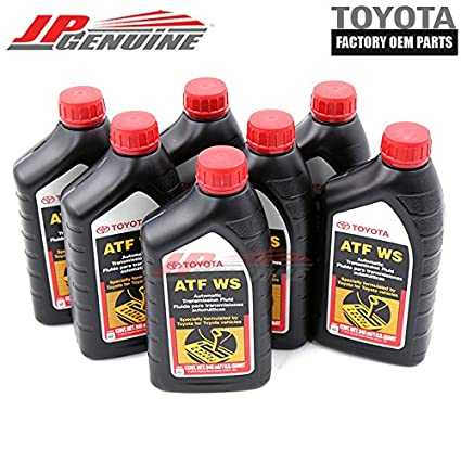 1999 toyota solara manual transmission fluid