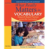 What Really Matters in Vocabulary: Research-based Practices across the Curriculum