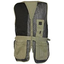 Browning Trapper Creek Vest, Sage/Black, X-Large