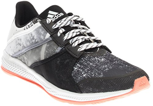 adidas Women's Gymbreaker Bounce Sun Glow/Black/Grey Athletic Shoe by adidas