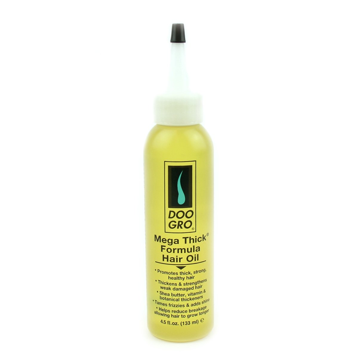 DOO GRO Mega Thick Hair Oil, 4.5 oz