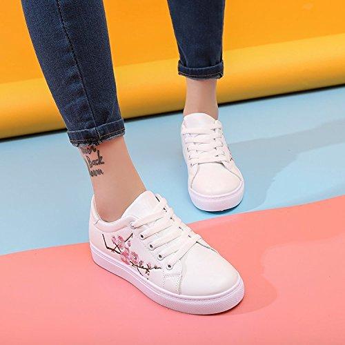 scarpe scarpe del piatte e la piastra pattino Forty Donna 6q0dS6