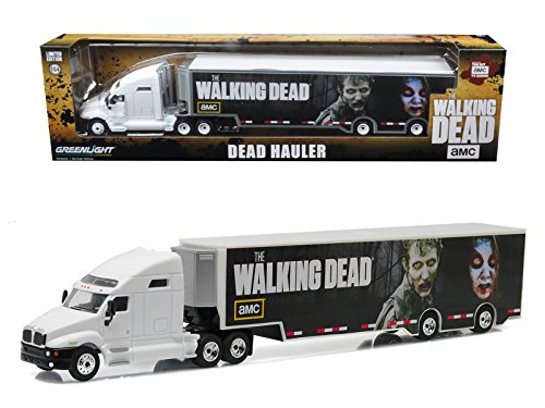 Scale Diecast Kenworth T2000 Trailer - 5
