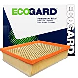 ECOGARD XA6272 Premium Engine Air Filter Fits Ford Fusion 2.5L 2013-2020, Fusion 1.5L 2014-2020, Edge 2.0L 2015-2020, Fusion 2.0L 2013-2019, Edge 3.5L 2015-2018, Edge 2.7L 2015-2020