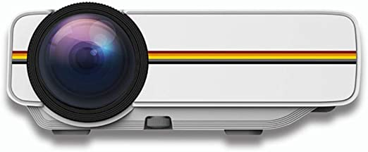CCHAO Mini Proyector Proyector Compacto HD Led Portátil De ...