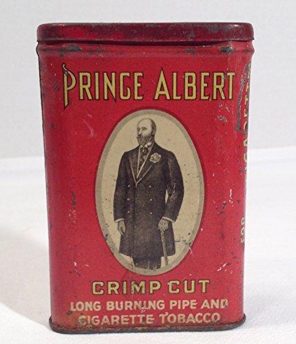 (Vintage Prince Albert Tobacco Tin)