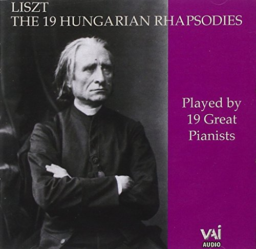 19 Hungarian Rhapsodies Played By 19 Great Pianist