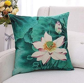 Amazon.com: Acelive - Funda de cojín para sofá o decoración ...