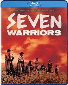Seven Warriors (1989) [Blu-Ray]