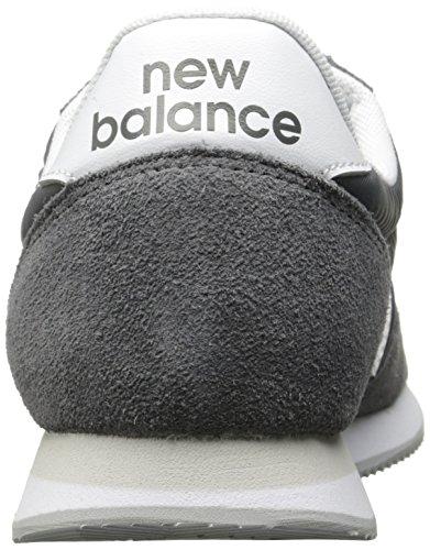 Nieuw Evenwicht Heren U220v1 Sneaker Grijs / Grijs