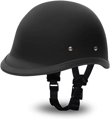 2 COLORS ALL SIZES DOT LOW PROFILE DAYTONA Hawk Polo Motorcycle Helmet