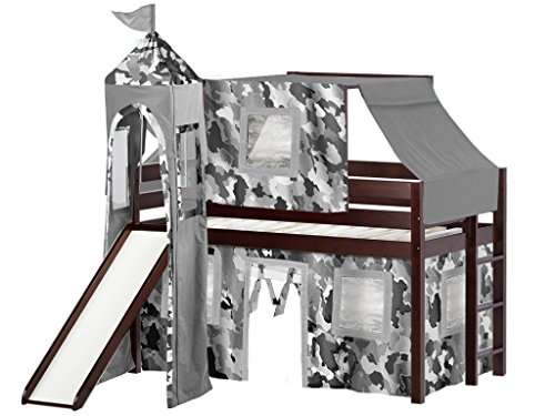 childrens slide bed - 9