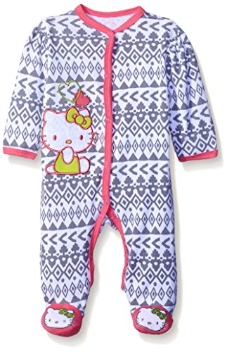 Hello Kitty Baby Girls' Coveral