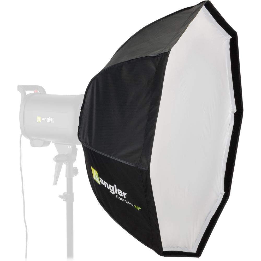 Angler Boombox Octagonal Softbox with Bowens Mount (36'')