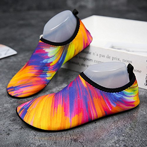 Socks Swim Multicolor Womens Surf Beach Exercise Outdoor Yoga Aqua Summer MEIbax Water Shoes Mens 4a0xzqxp