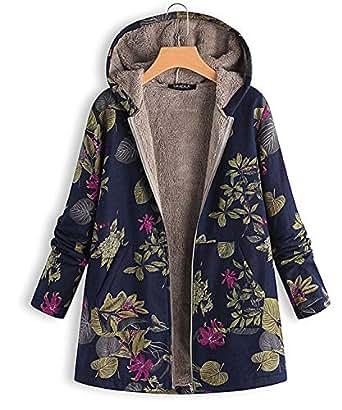 Amazon.com: DEMO SHOW Womens Casual Coat Jacket Winter
