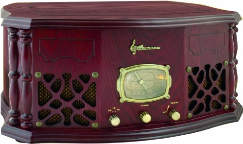 (Emerson NR101TT Heritage Home Stereo (Discontinued by Manufacturer))