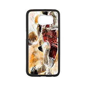 [H-DIY CASE] For Samsung Galaxy S6 -Lebron James Cleveland Cavaliers-CASE-15