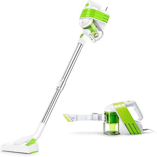 PUPPYOO Aspiradora portátil con 3 cepillos diferentes y tecnología ...