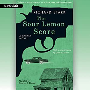 The Sour Lemon Score Audiobook