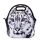 Best Recipes For Schools - Neoprene Lunch Tote, OFEILY lunch bag for boys Review