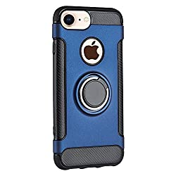 iPhone 7 Case / iPhone 8 Case V-EWIGE Dual Layer Heavy Duty Shockproof High Impact Resistant Hybrid Full Body Protective Case for iPhone 7 & iPhone 8 4.7