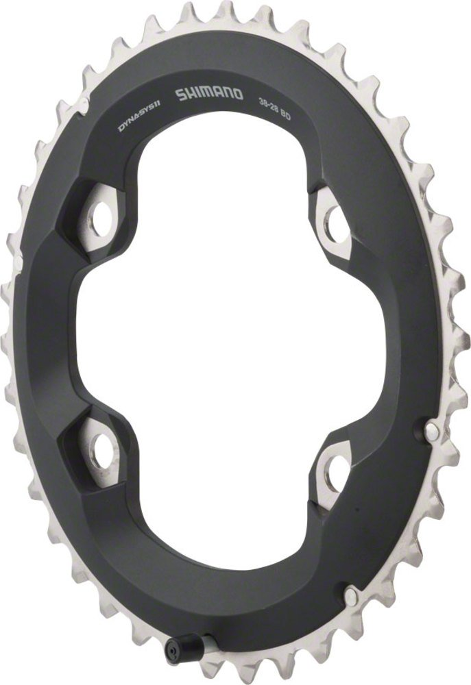 Shimano FC-M7000-2 Bicycle Chainring 38T-BD for 38-28T - Y1VG98030