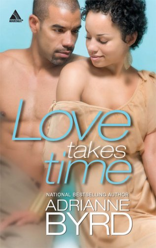 book cover of Love Takes Time