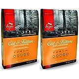 Orijen 2 Pack of Dry Cat Kitten Food, 12 Pounds Per Pack