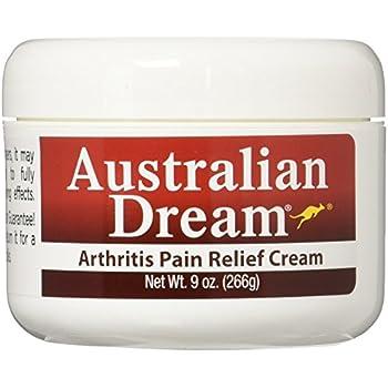 Amazon australian dream arthritis pain relief cream 4 ounce australian dream arthritis pain relief cream 9 ounce solutioingenieria Image collections