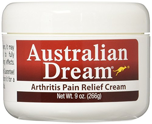 Australian Dream Arthritis Pain Relief Cream, 9 Ounce Dreams Rub