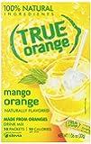 True Orange Stick Pack, Mango, 10 Count