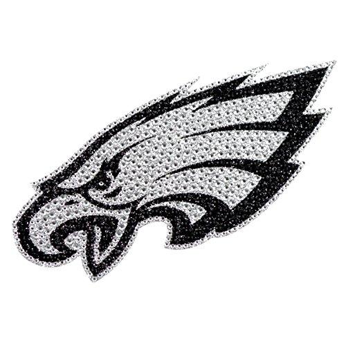 ProMark NFL Philadelphia Eagles Bling Emblem, One Size, One Color by ProMark