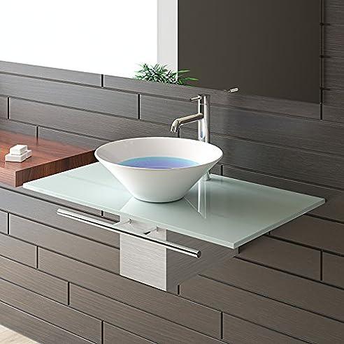 waschtisch und waschbecken fabulous das bild wird geladen with waschtisch und waschbecken. Black Bedroom Furniture Sets. Home Design Ideas
