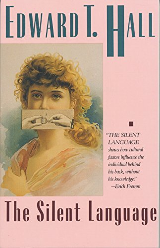 The Silent Language (Anchor Books) by Hall, Edward Twitchell