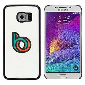 Cover for Samsung Galaxy S6 EDGE BO BB