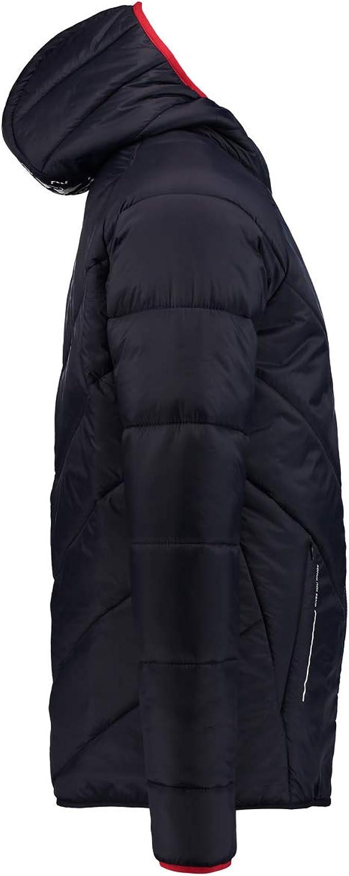 LAPASA Giacca da Uomo Piumino con Cappuccio Cappotto Invernale M54