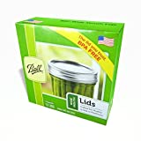 Ball Wide Mouth Canning Lids 20 Dozen or 240 Lids Total