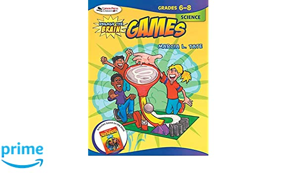 Engage the Brain: Games, Science, Grades 6-8 (NULL): Amazon ...