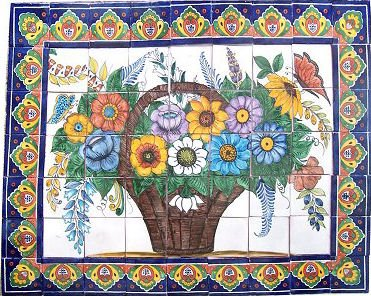 basket-of-flowers-clay-talavera-tile-mural