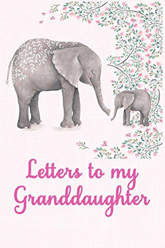 Pdf Parenting Letters to my Granddaughter: Blank Lined Journal To Write In for Granddaughter | Grandmother Journal Keepsake Memory Book