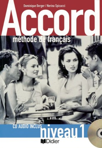 Accord, Livre de l' eleve, m. Audio-CD