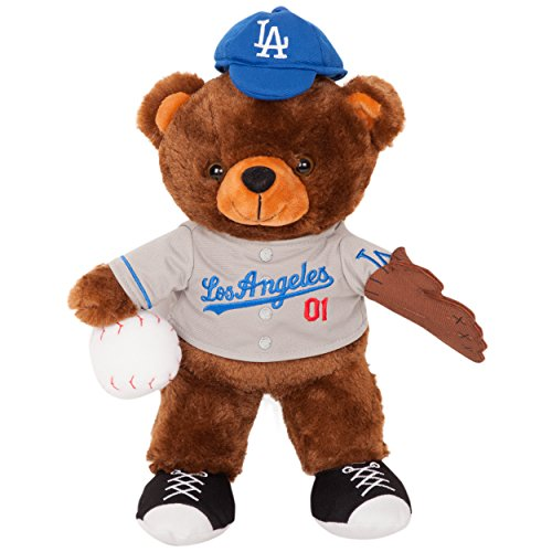 Dodgers Mlb Clubhouse (MLB Los Angeles Dodgersclubhouse Buddy, Los Angeles Dodgers, One Size)
