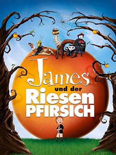 James und der Riesenpfirsich Film