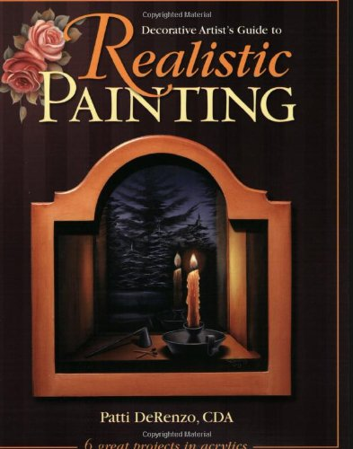 realism jewelry artists decorative artists guide to realistic painting patti derenzo