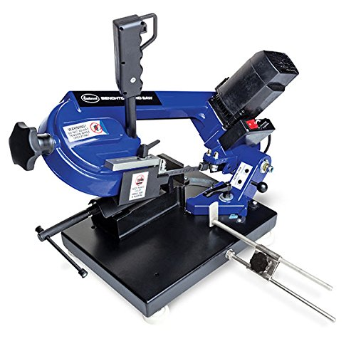 Eastwood Benchtop Metal Aluminum Cutting Bandsaw Electric Portable Benchtop Steel