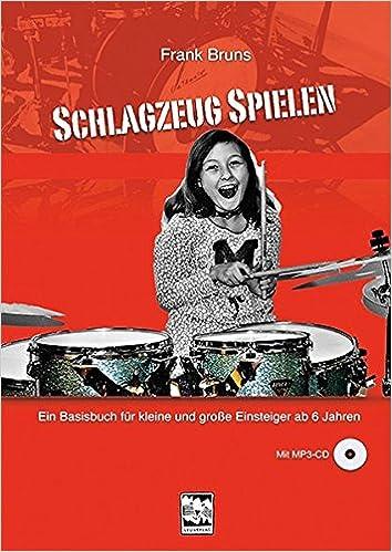 Book Schlagzeug spielen